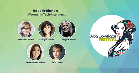 Adas Erbinnen - WomenInTech-Interviews