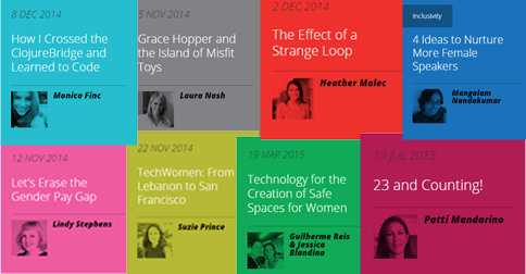 Thoughtworks WomenInTech Stories