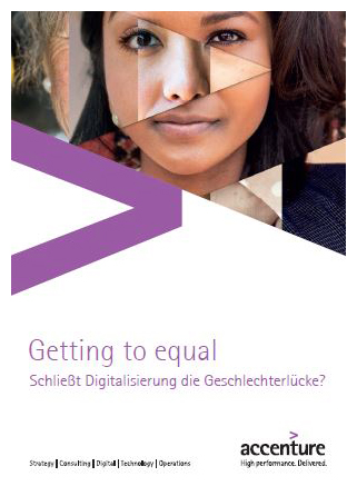 Frontpage Accenture Studie Getting to Equal