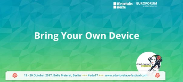 Bring Your Own Device Christa Koenen