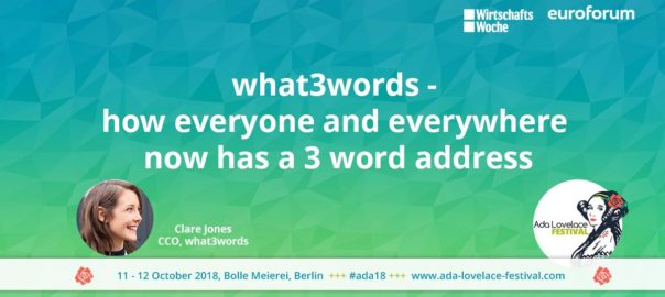 what3words clare jones